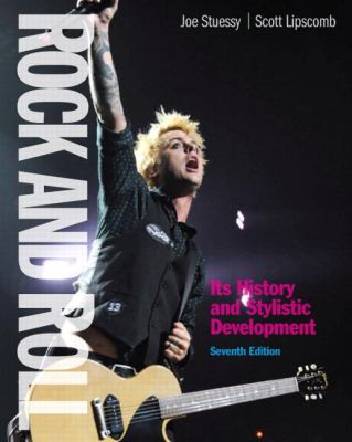 Rock and Roll: Its History and Stylistic Development 9780205246977