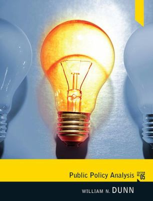 Public Policy Analysis 9780205252572