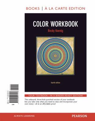 Color Workbook 9780205257157