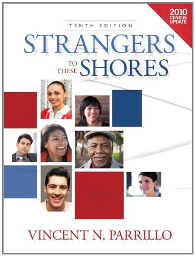 Strangers to These Shores: Race and Ethnic Relations in the United States: Census Update 9780205260232