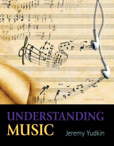 Understanding Music 9780205441013