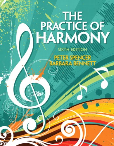 The Practice of Harmony 9780205717194