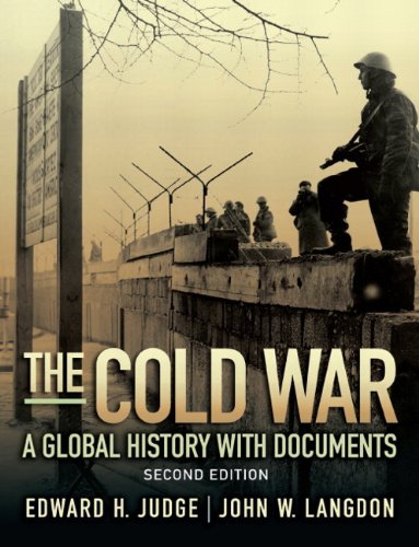 The Cold War: A Global History with Documents 9780205729111