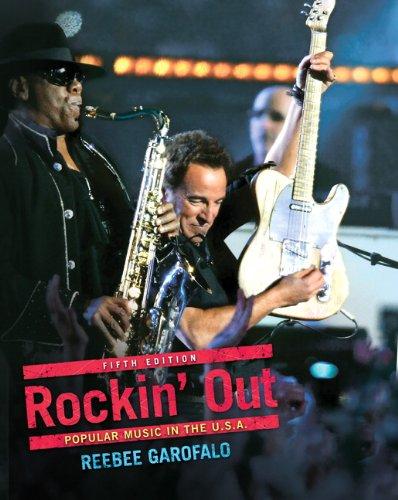 Rockin Out: Popular Music in the U.S.A. 9780205763788