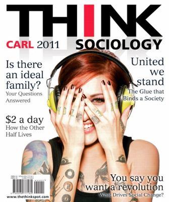 Think Sociology 9780205777181