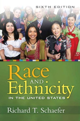 Race and Ethnicity in the United States 9780205790616