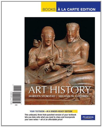 Art History, Volume 1 9780205795574