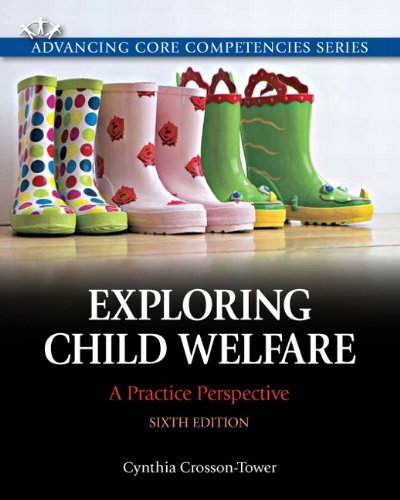 Exploring Child Welfare: A Practice Perspective 9780205819928