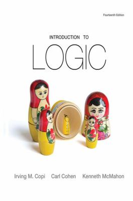 Introduction to Logic 9780205820375