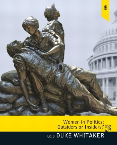 Women in Politics: Outsiders or Insiders?: A Collection of Readings 9780205827169