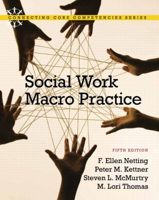 Social Work Macro Practice - 5th Edition