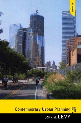 Contemporary Urban Planning 9780205851737