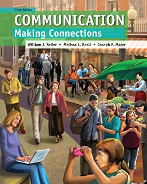 Communication: Making Connections 9780205930616