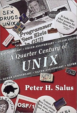 Quarter Century of UNIX
