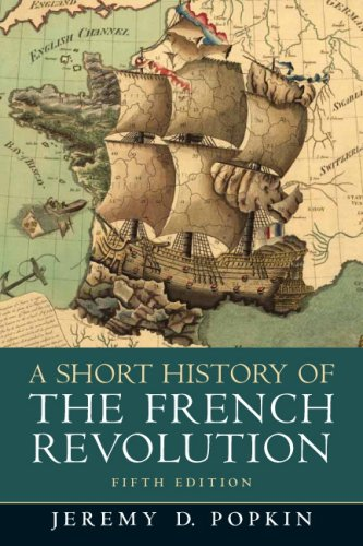 A Short History of the French Revolution 9780205693573