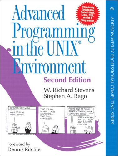Advanced Programming in the UNIX Environment 9780201433074