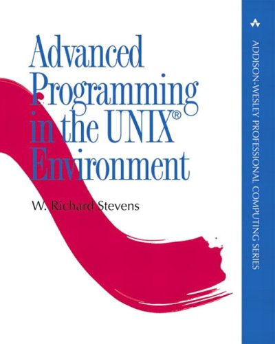Advanced Programming in the Unix(r) Environment 9780201563177
