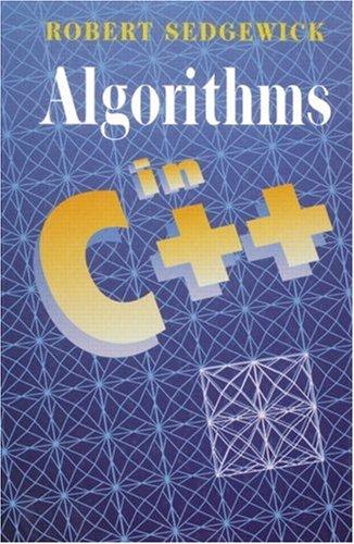 Algorithms in C++ 9780201510591