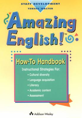 Amazing English! How-To Handbook Levels A-E 1996 9780201895223