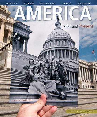 America: Past and Present, Combined Volume 9780205905201