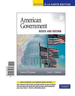 American Government: Roots and Reform 9780205751884