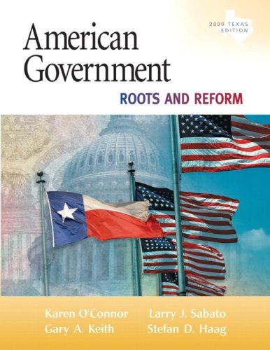 American Government: Roots and Reform 9780205652211