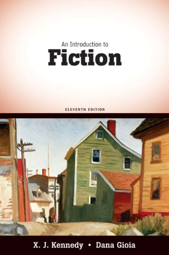 An Introduction to Fiction 9780205687886