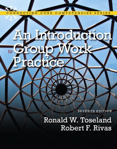 An Introduction to Group Work Practice 9780205820047