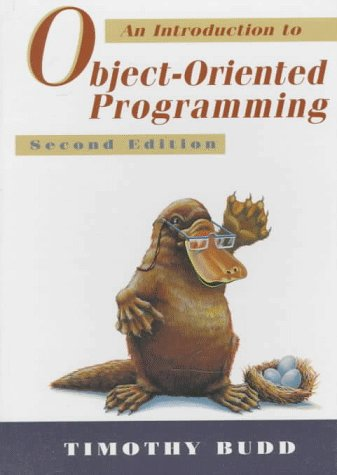 An Introduction to Object-Oriented Programming 9780201824193