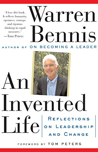 An Invented Life: Reflections on Leadership and Change 9780201627145