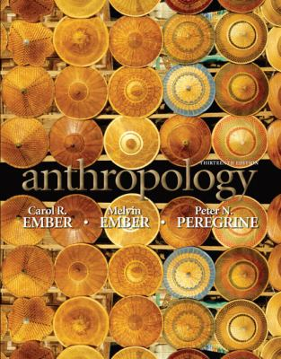 Anthropology 9780205738823
