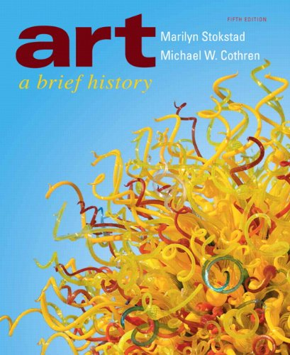 Art: A Brief History 9780205017027