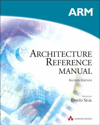 Arm Architecture Reference Manual 9780201737196