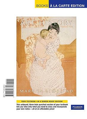 Art History, Volume 2, Books a la Carte Edition 9780205748372