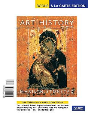 Art History, Volume One 9780205748358