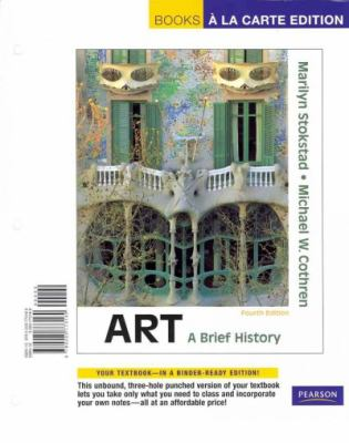 Art: A Brief History [With Access Code] 9780205773176