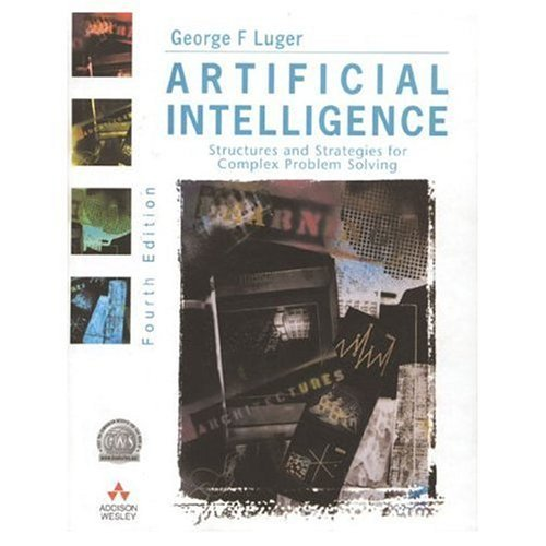 Artificial Intelligence: Structures and Strategies for Complex Problem Solving 9780201648669