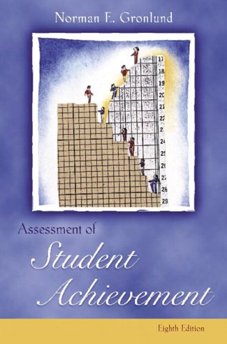 Assessment of Student Achievement 9780205457274