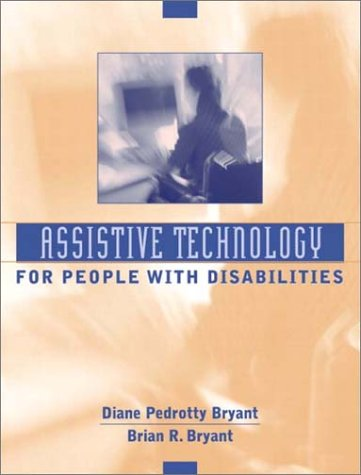 Assistive Technology for People with Disabilities 9780205327157