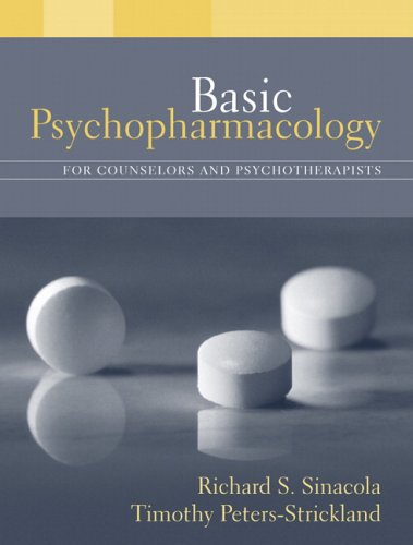 Basic Psychopharmacology for Counselors and Psychotherapists 9780205440054