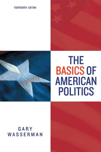 The Basics of American Politics 9780205782031
