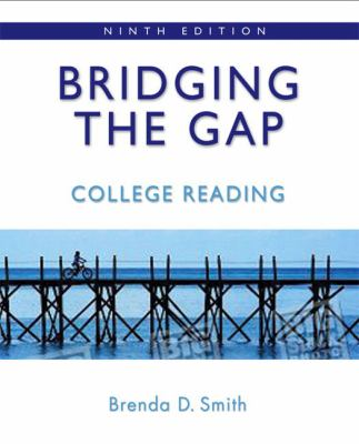 Bridging the Gap: College Reading [With Access Code] 9780205727971