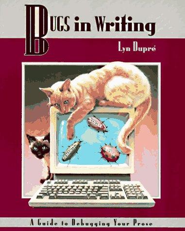 Bugs in Writing 9780201600193