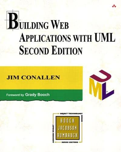 Building Web Applications with UML 9780201730388