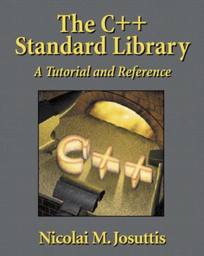 C++ Standard Library: A Tutorial and Reference 9780201379266