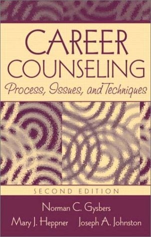 Career Counseling: Process, Issues, and Techniques 9780205340552