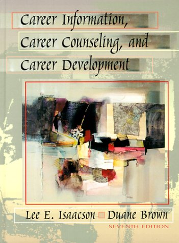 Career Information, Career Counseling, and Career Development 9780205306503