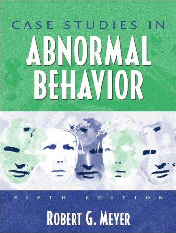 Bob survey abnormal psychology film analysis