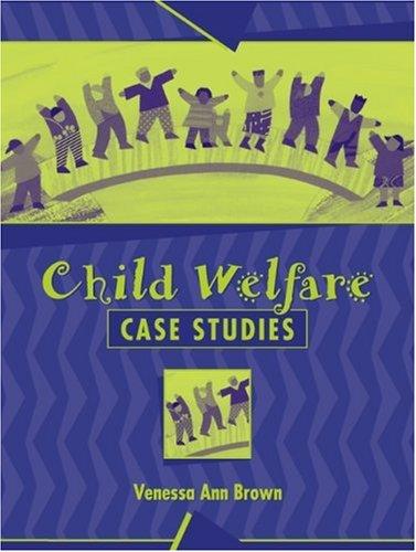 Child Welfare Case Studies 9780205319091