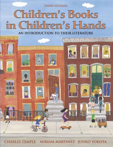 Children's Books in Children's Hands: An Introduction to Their Literature [With CDROM] 9780205420438